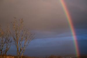 Arc en ciel sur Le Creusot_1